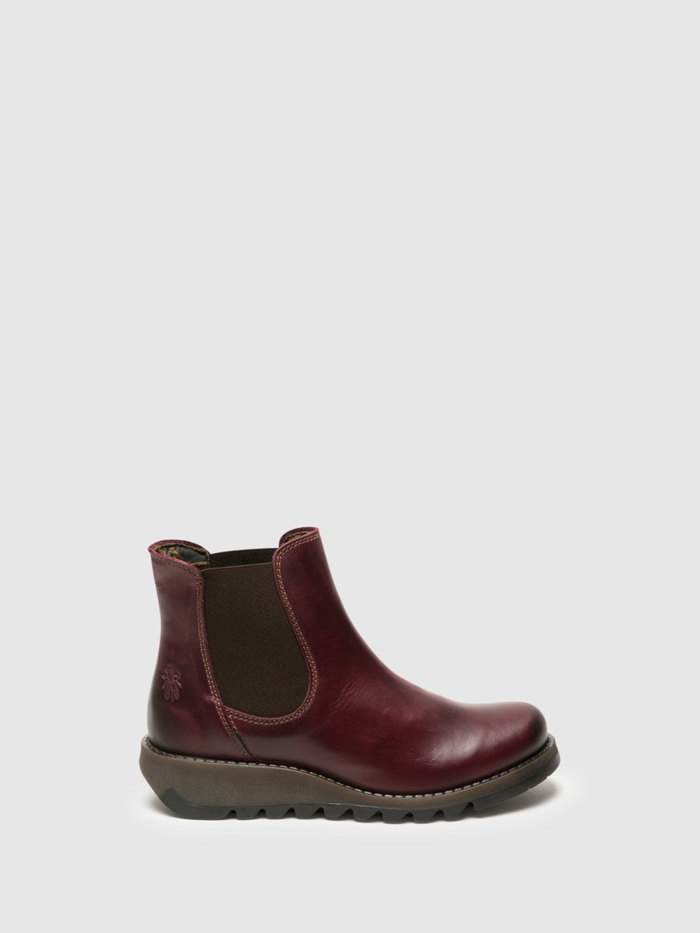 Chelsea Ankle Boots SALV PURPLE