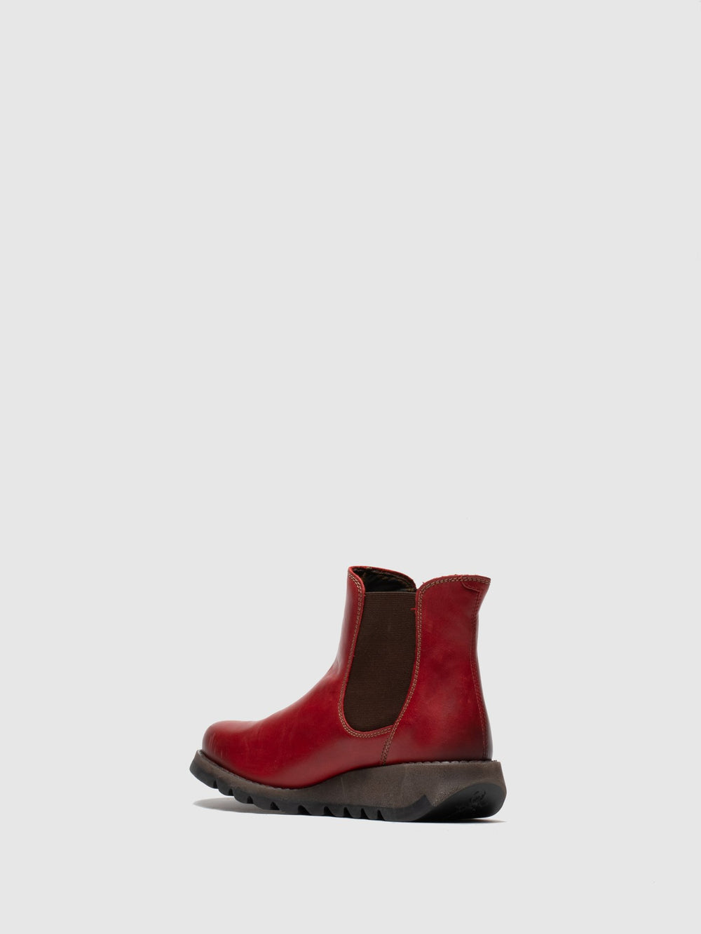 Chelsea Ankle Boots SALV RED