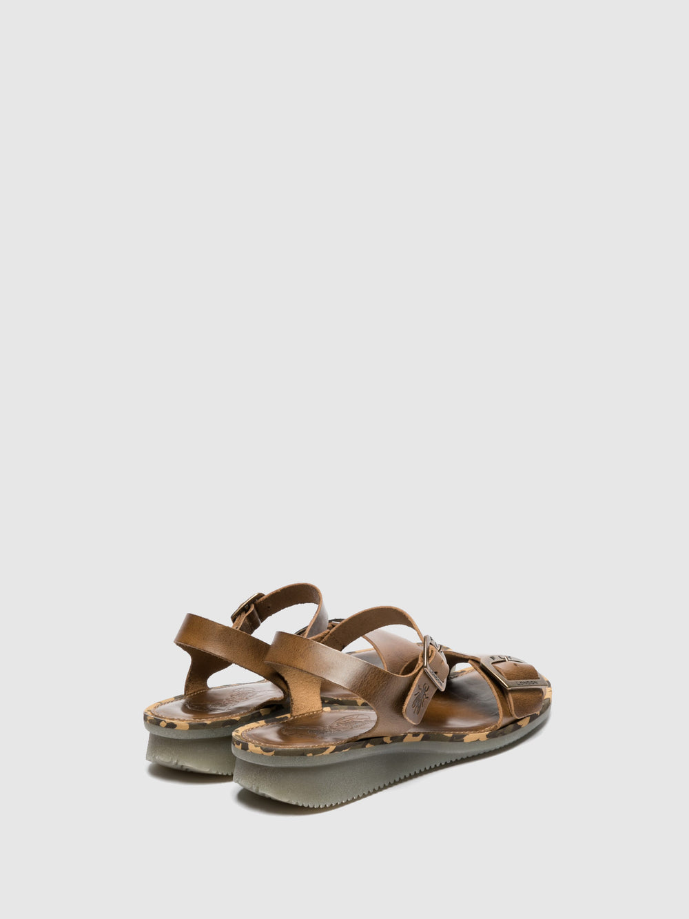 Buckle Sandals COMB230FLY CAMEL