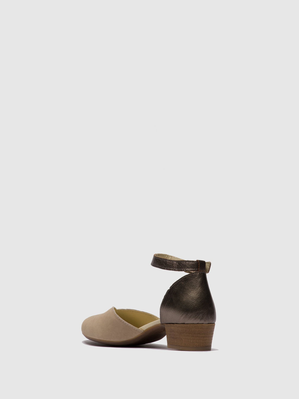 Ankle Strap Sandals LOGI459FLY CLOUD/BRONZE