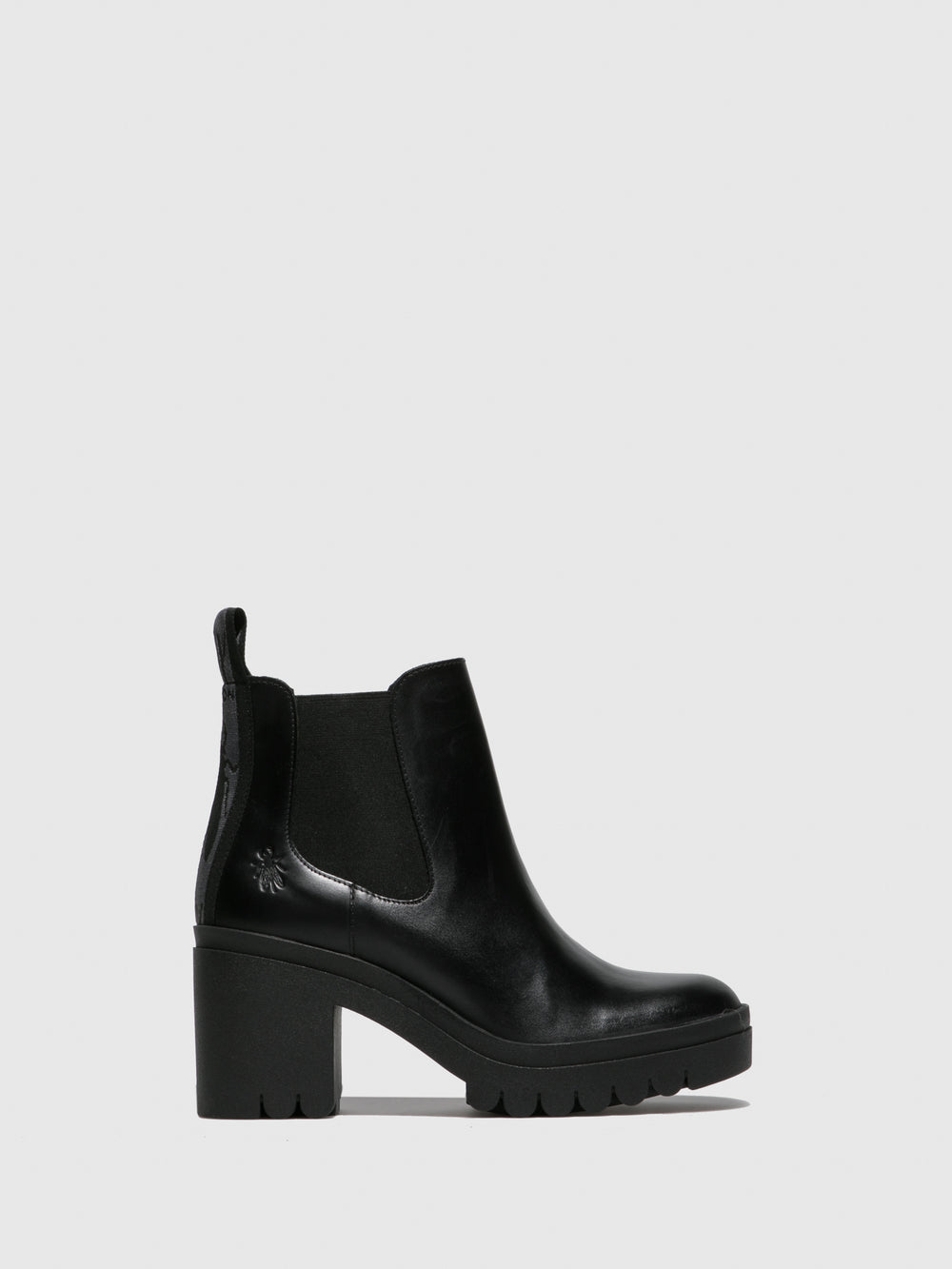 Chelsea Ankle Boots TOPE520FLY RUG BLACK
