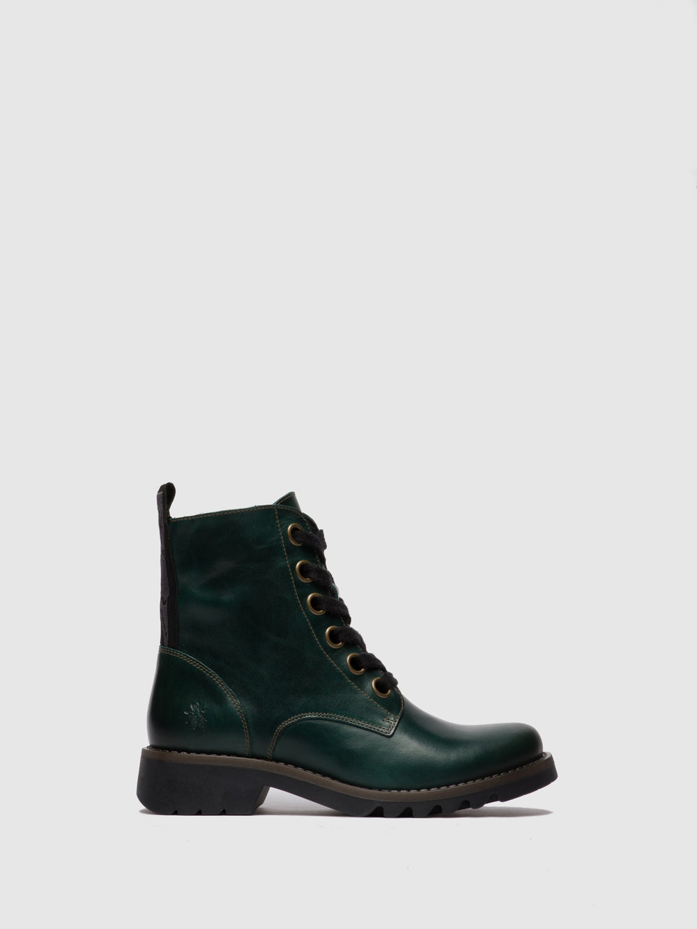 Lace-up Ankle Boots RAGI539FLY PETROL
