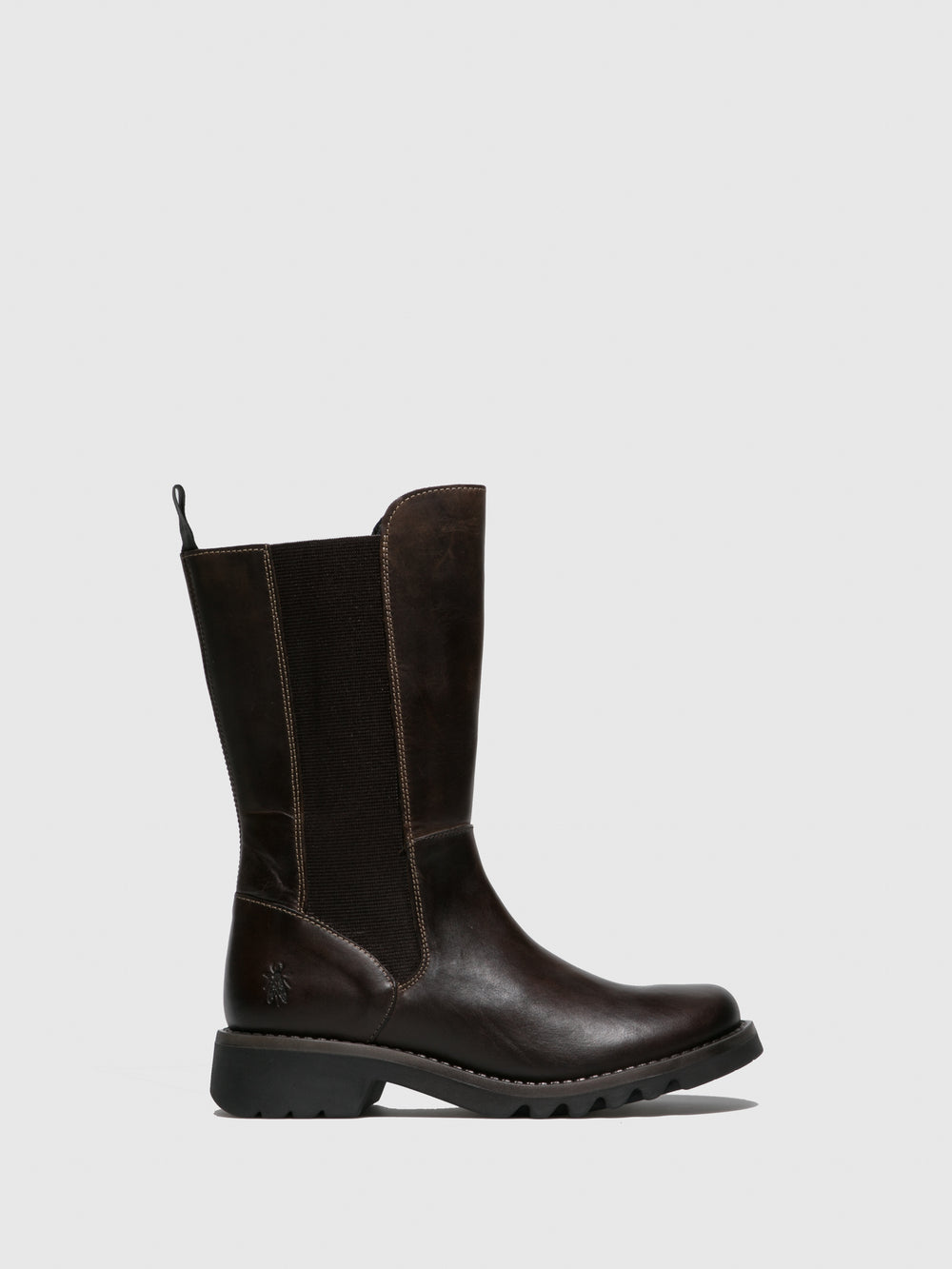 Chelsea Boots RELM641FLY RUG DK.BROWN
