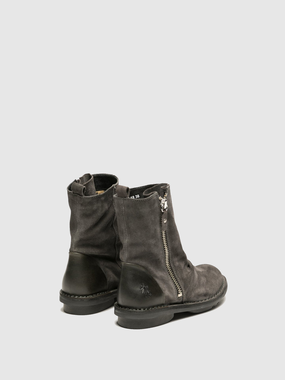 Zip Up Ankle Boots FADE966FLY DIESEL