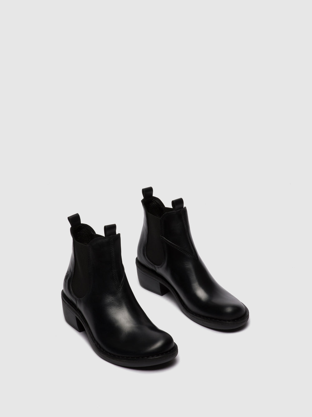 Chelsea Ankle Boots MEME030FLY RUG BLACK