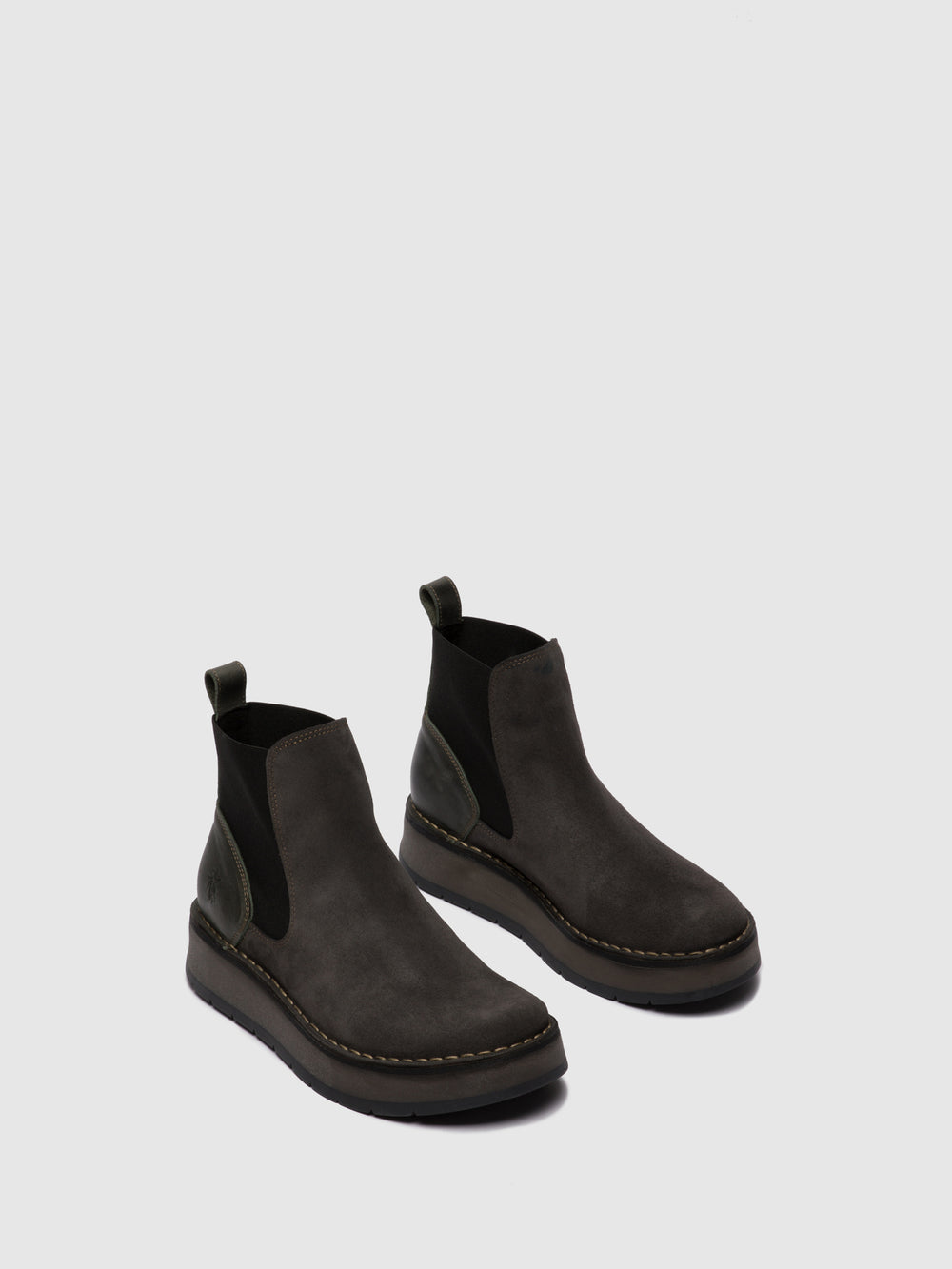 Chelsea Ankle Boots RAYA052FLY OILSUEDE/RUG DIESEL