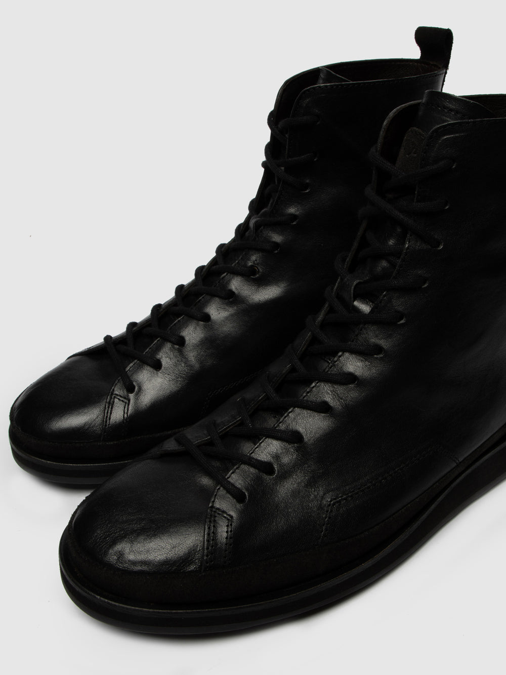 Lace-up Ankle Boots JOKA700FLY ESTIGMA/OILSUEDE(VEGETAL) BLACK/DIESEL