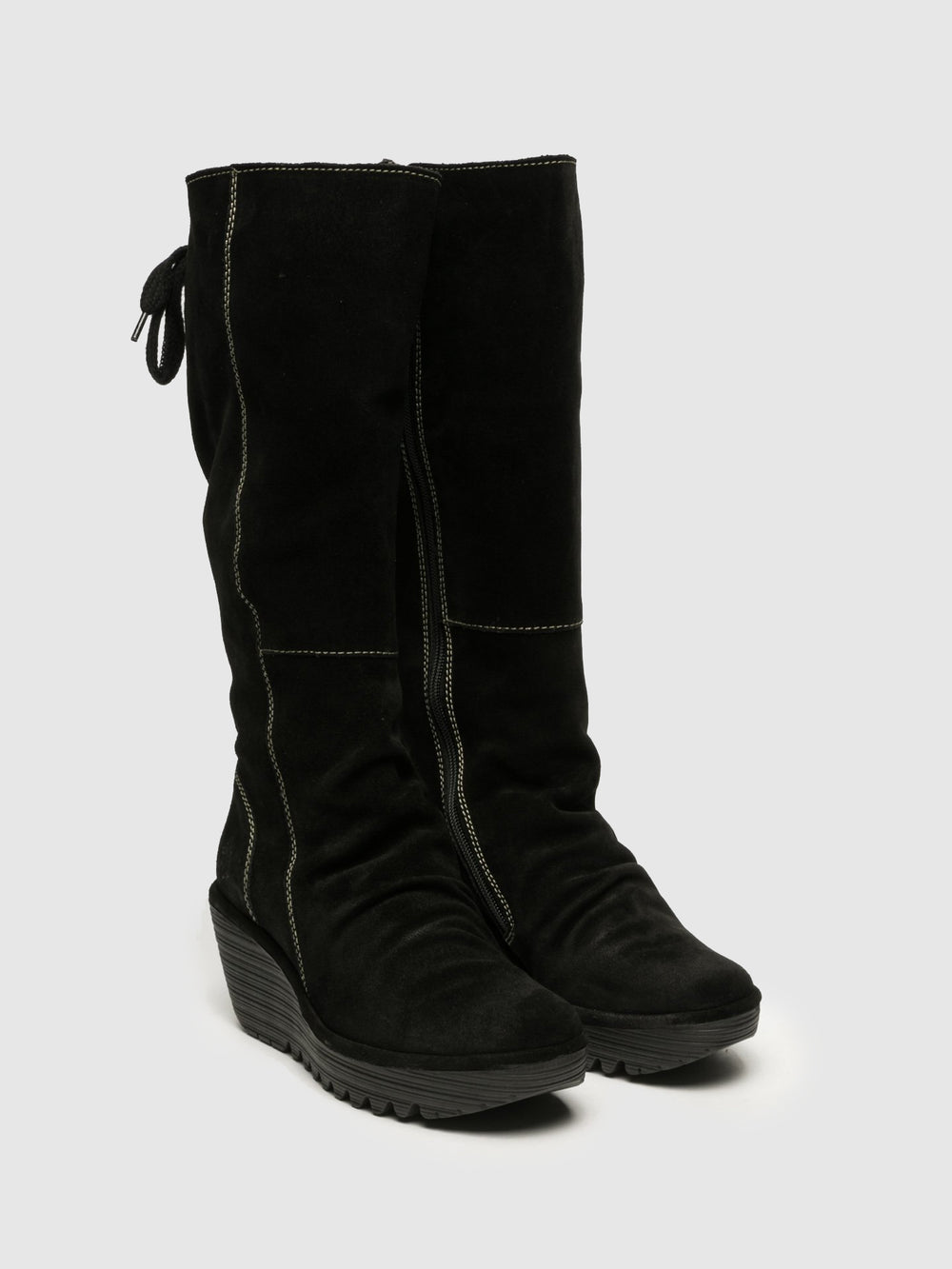 Knee-High Boots YUST BLACK