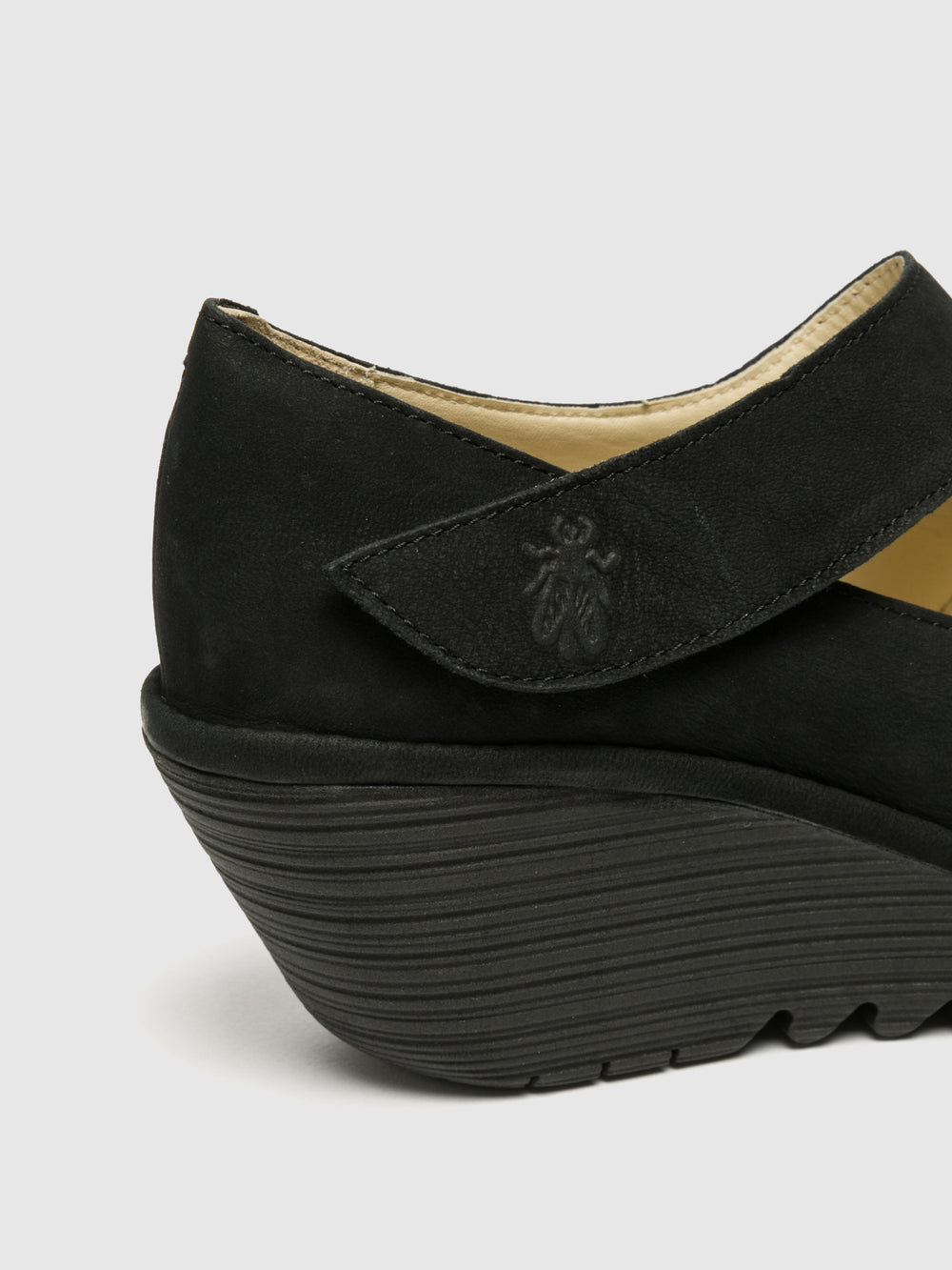 Wedge Shoes YASI682FLY BLACK