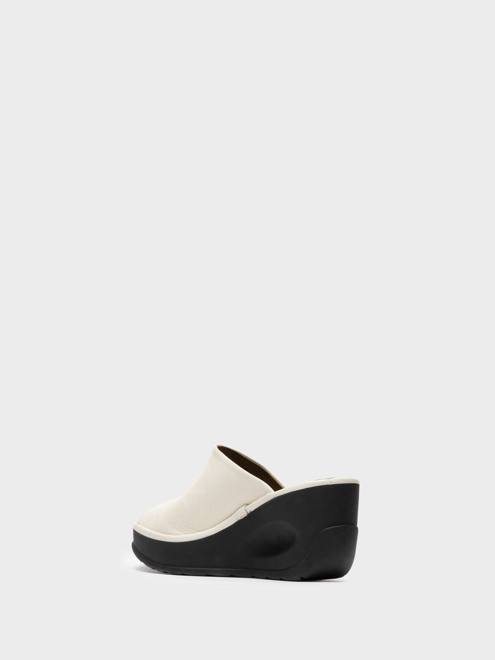Wedge Mules JAMB864FLY OFFWHITE