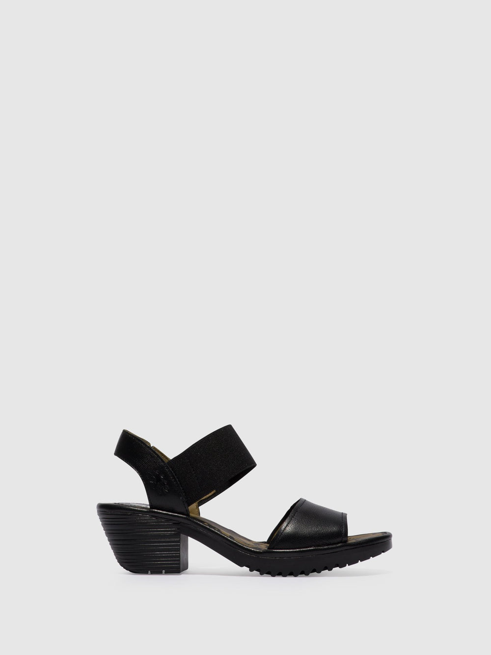 Open Toe Sandals WOST074FLY BLACK