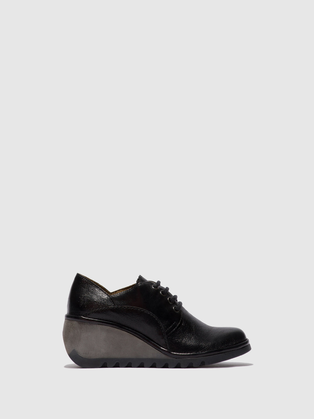 Lace-up Shoes NEDO087FLY COLUMBIA BLACK