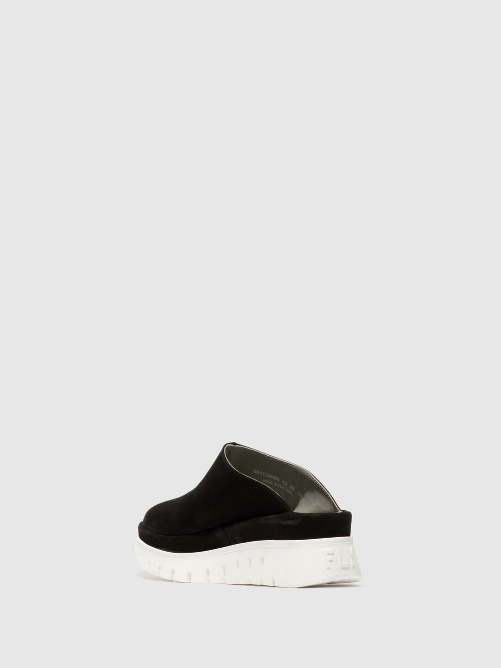 Closed Mules BULT130FLY BLACK