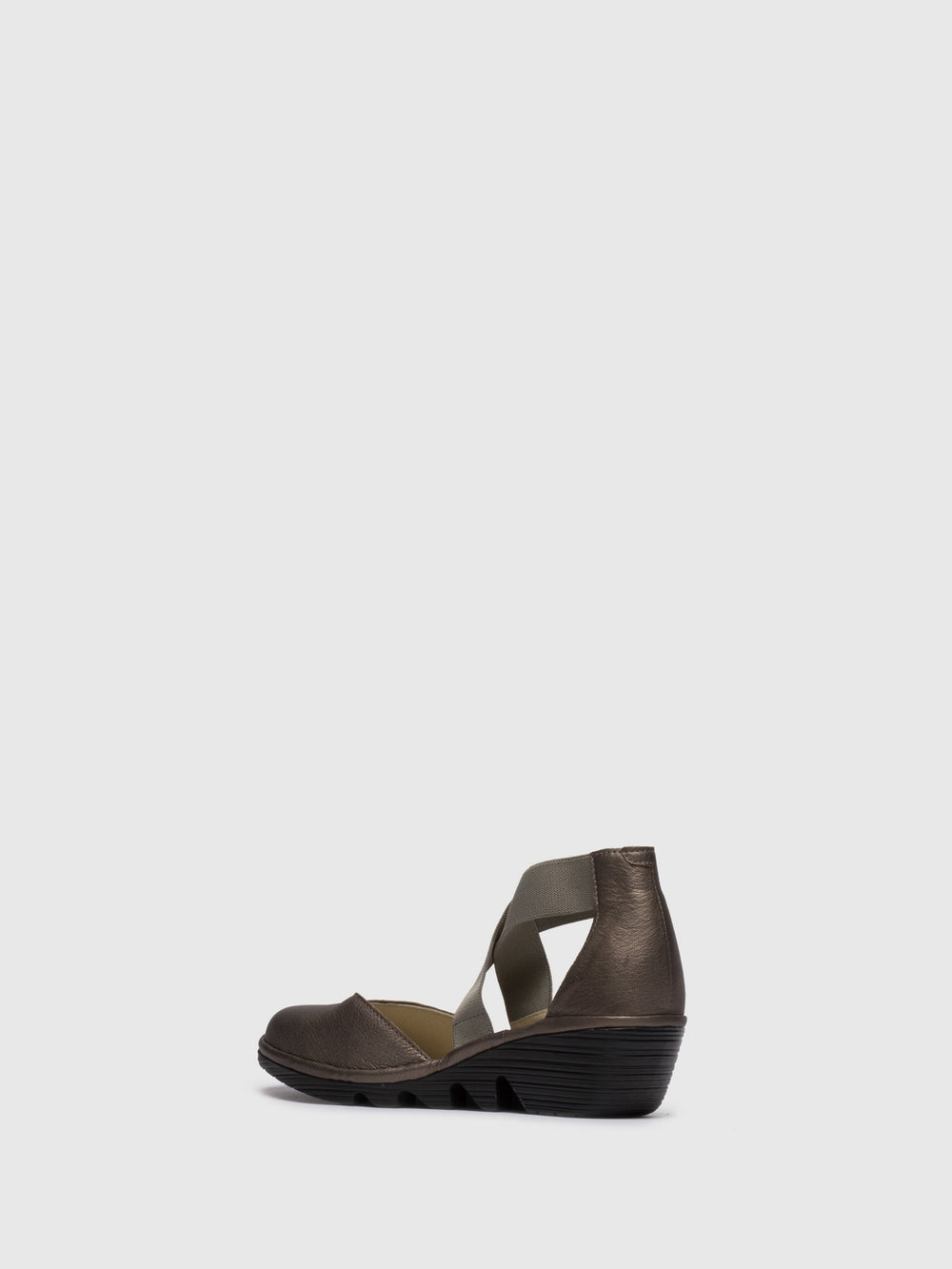 Crossover Sandals PACO147FLY PEWTER