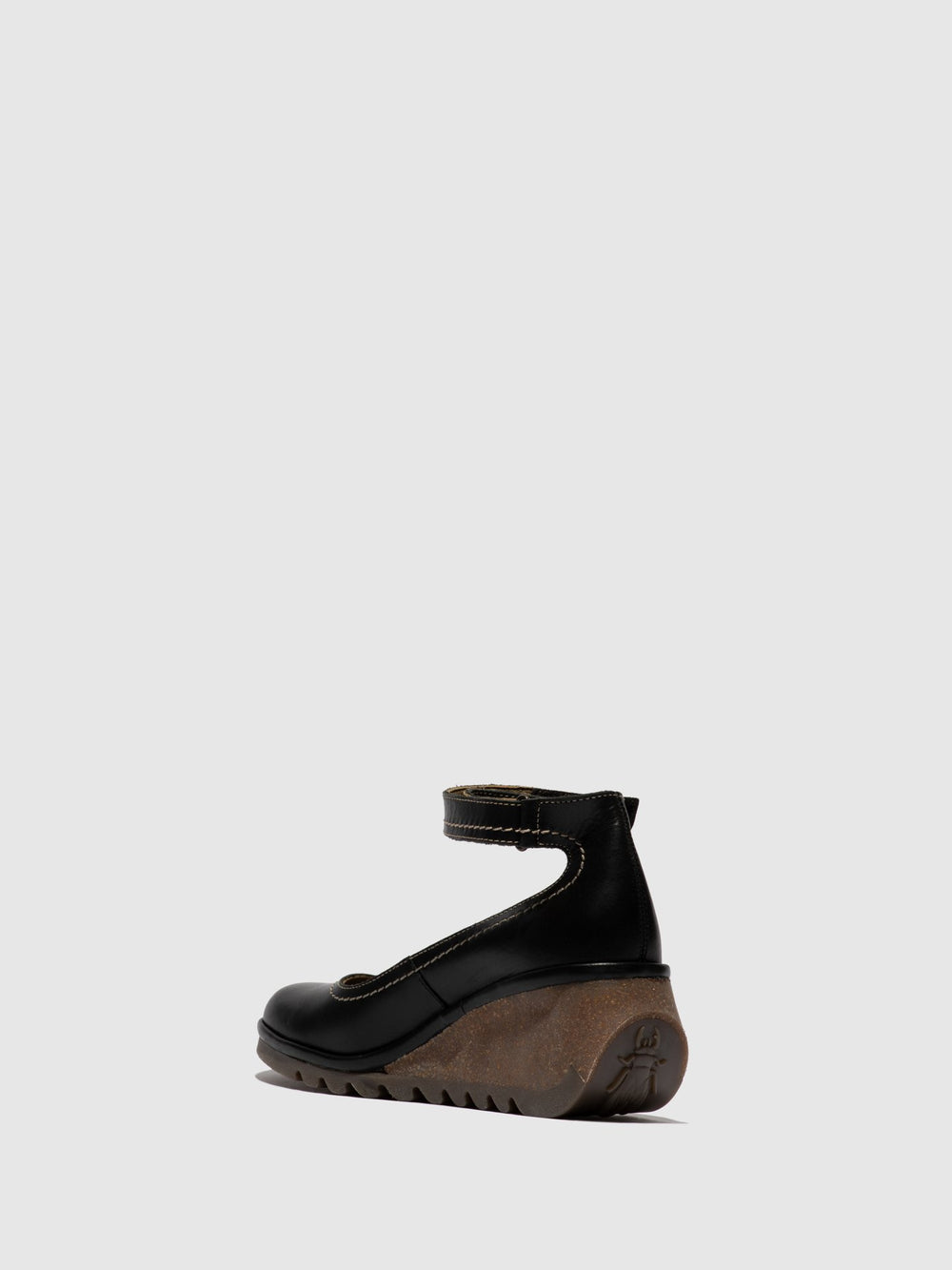 Wedge Shoes NAME194FLY BLACK