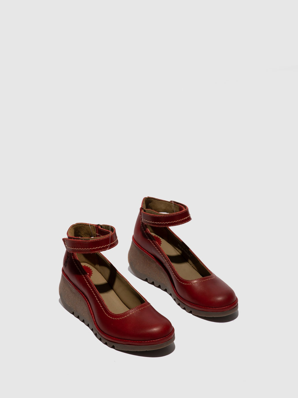 Wedge Shoes NAME194FLY RED