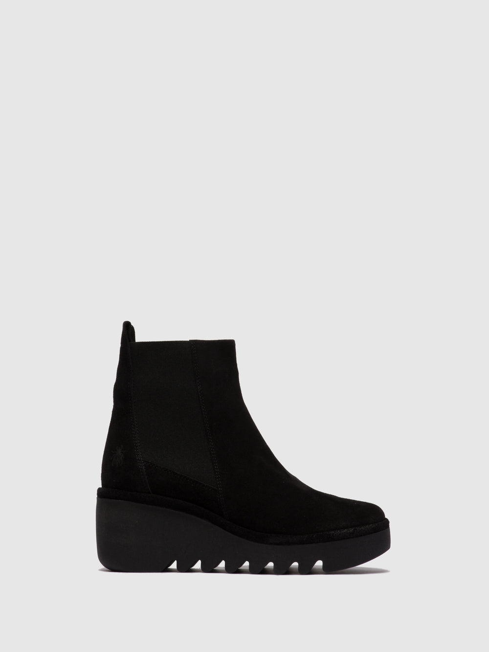 Chelsea Ankle Boots BAGU233FLY OILSUEDE BLACK