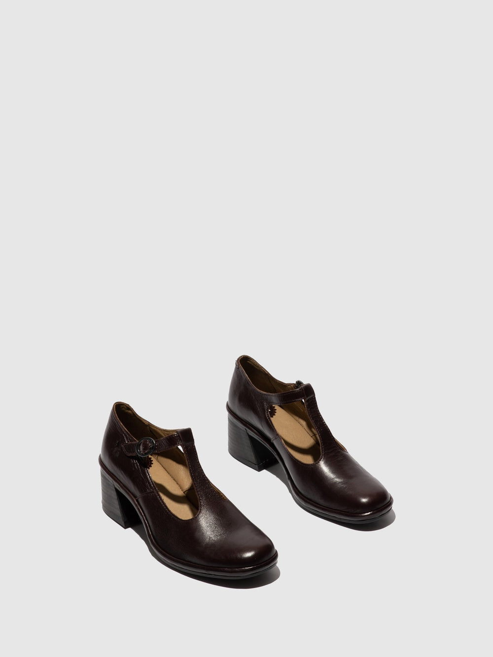 Mary Jane Shoes LYKA526FLY COLUMBIA WINE