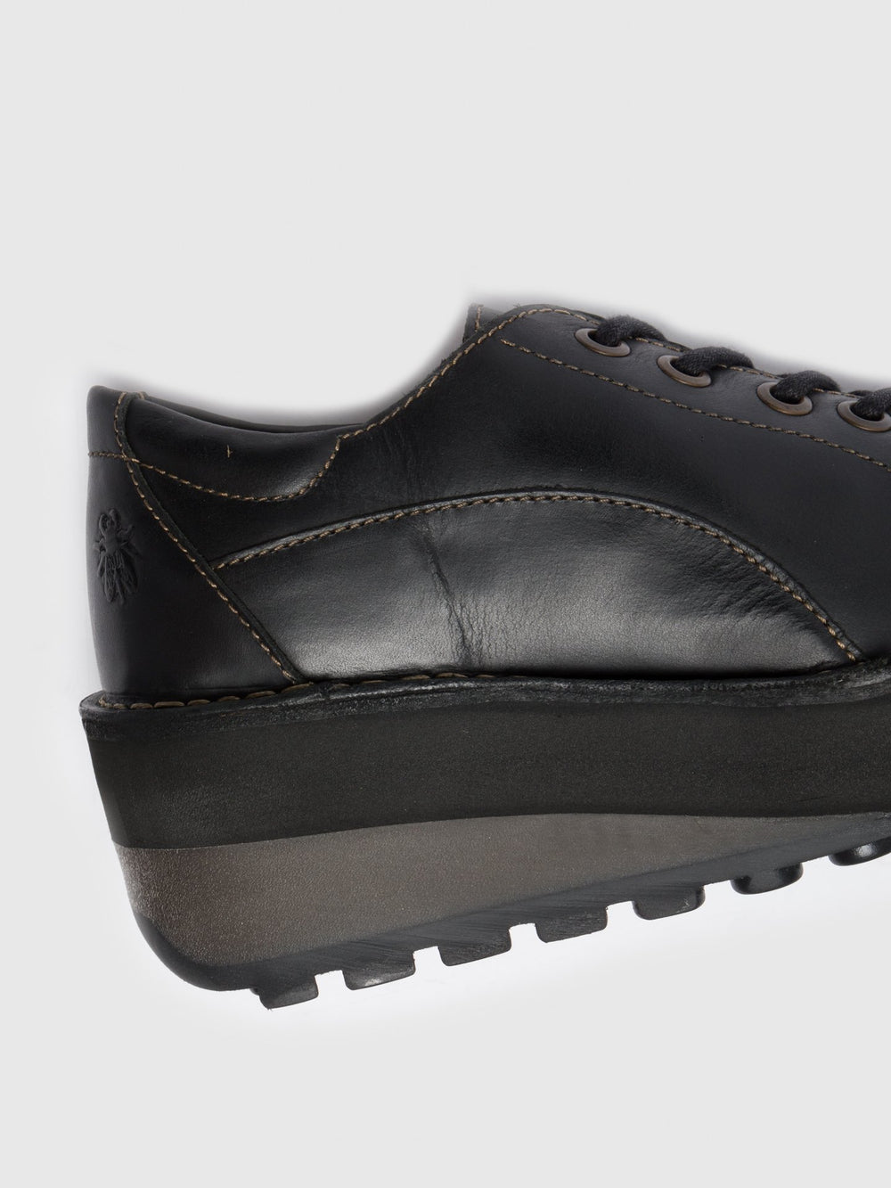 Lace-up Shoes HAJI018FLY BLACK