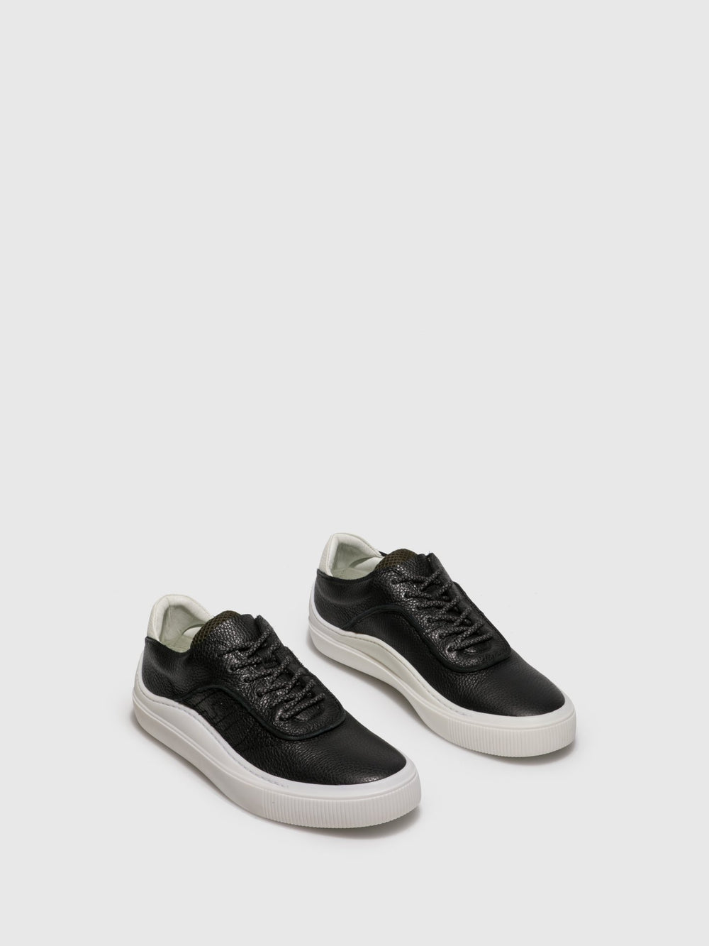 Lace-up Trainers SAMA415FLY BLACK/WHITE