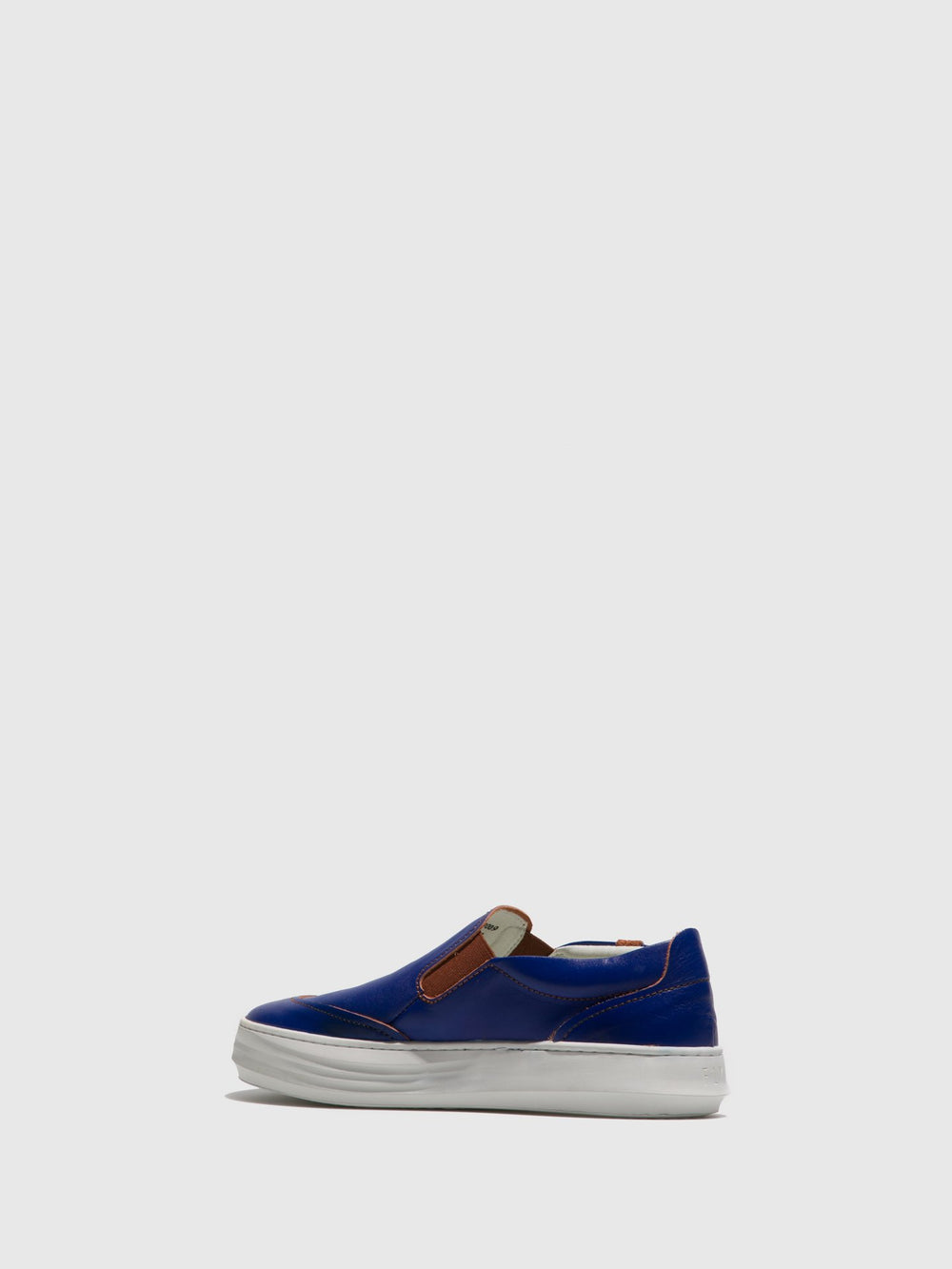 Blue Slip-on Trainers