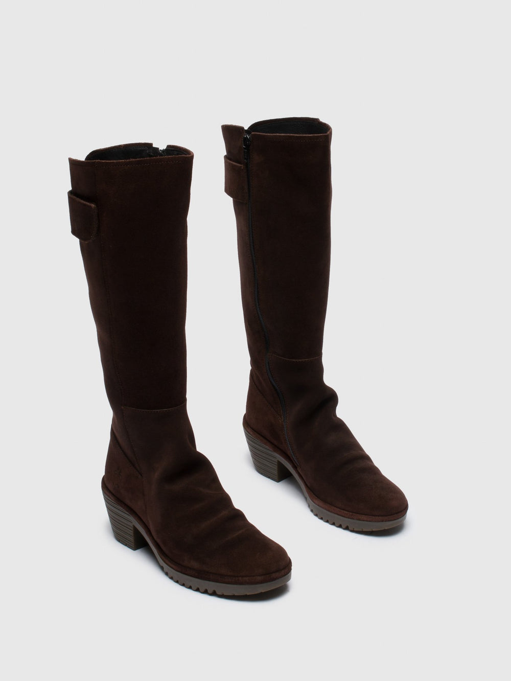 Zip Up Boots WAKI085FLY EXPRESSO
