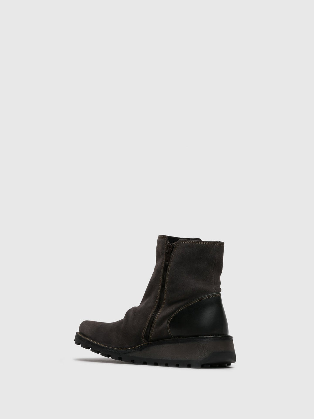 Zip Up Ankle Boots MON944FLY DIESEL