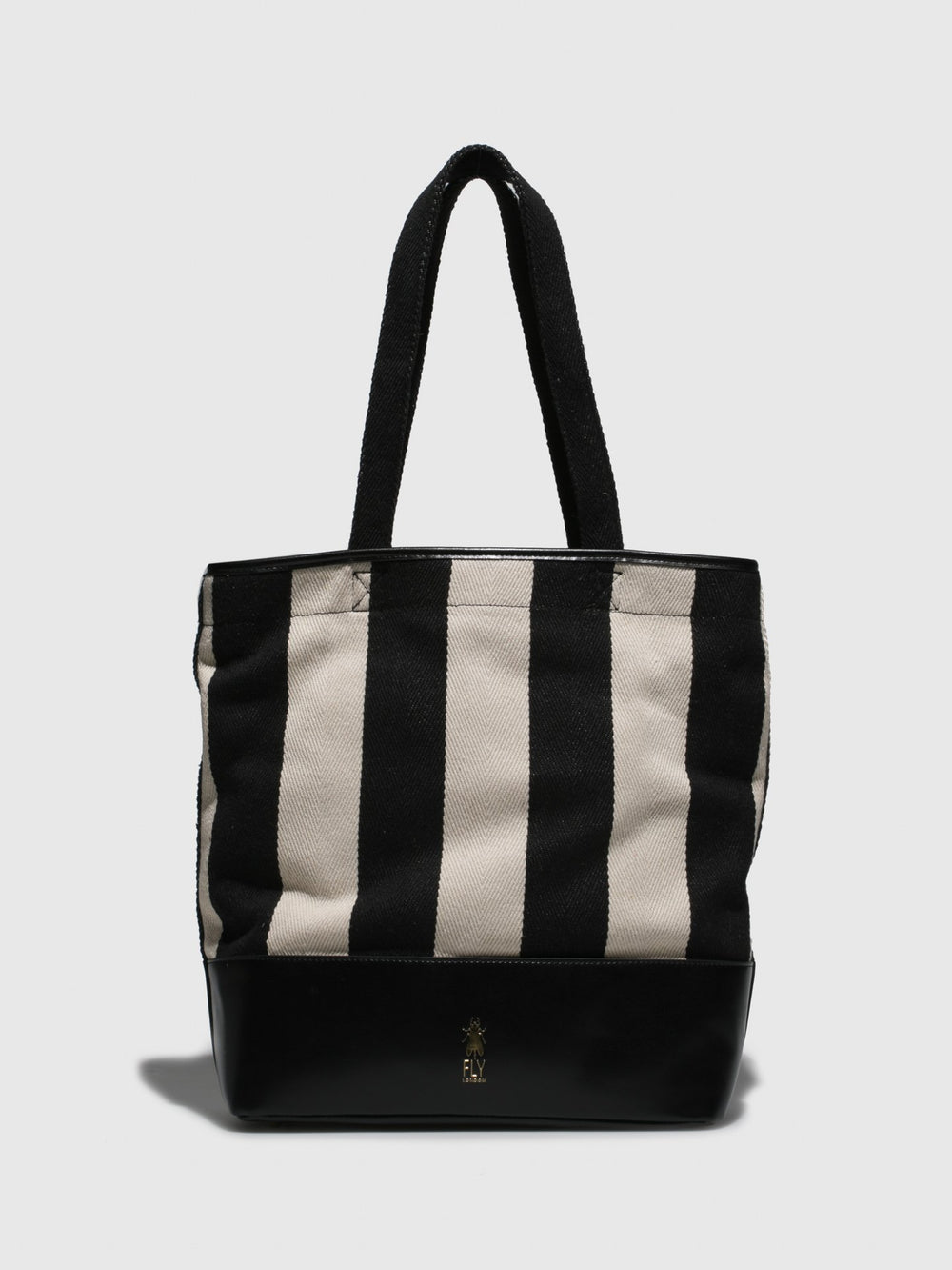 Black White Tote Bag