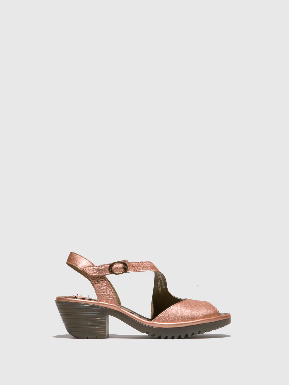 Velcro Sandals WYNO023FLY BLUSH GOLD