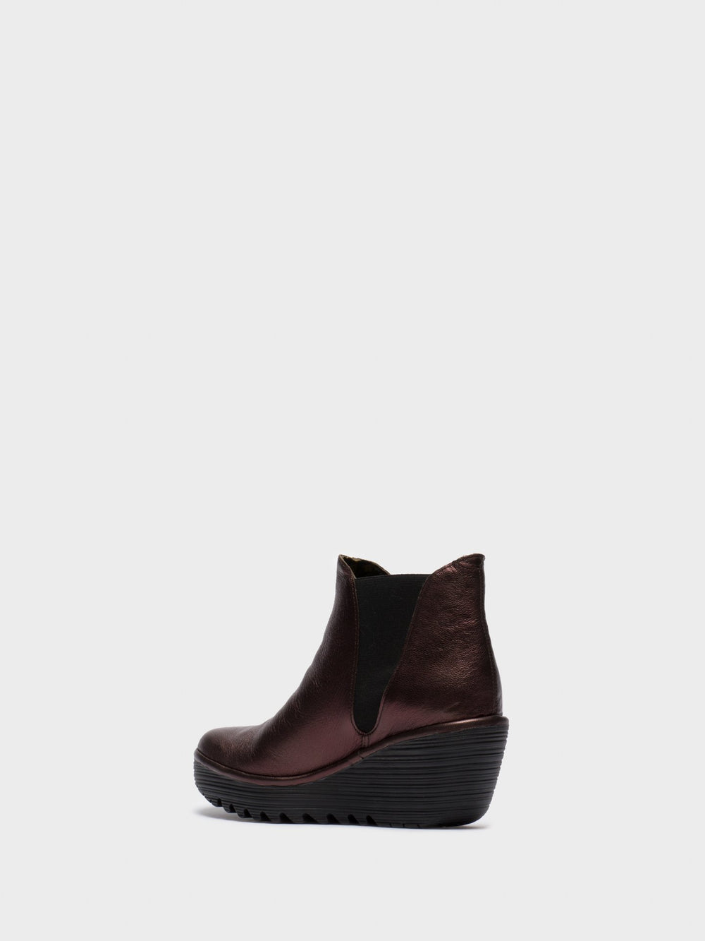 Chelsea Ankle Boots YOSS BURGUNDY