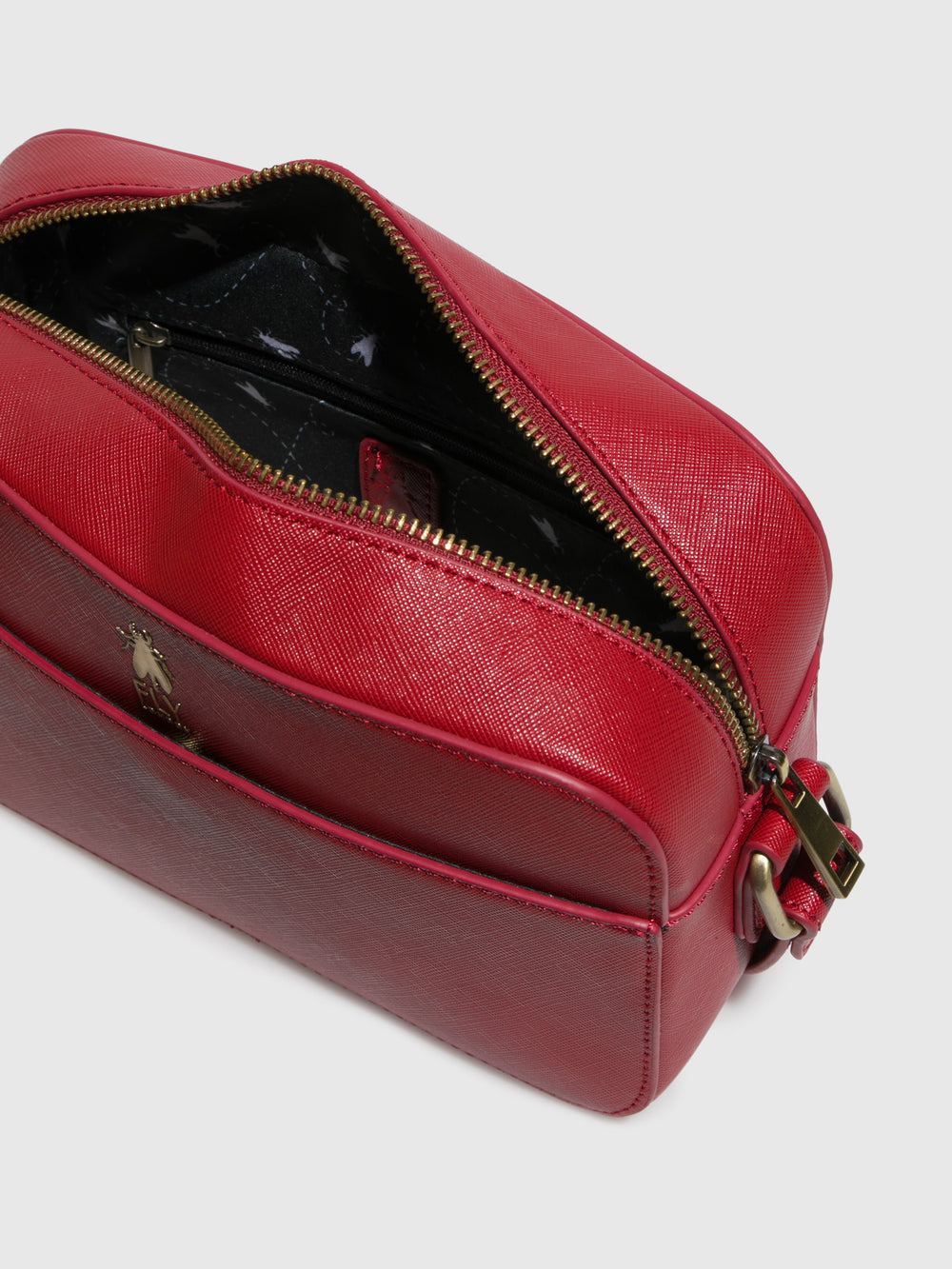Shoulder Bags ARES692FLY PHOBOS DK RED