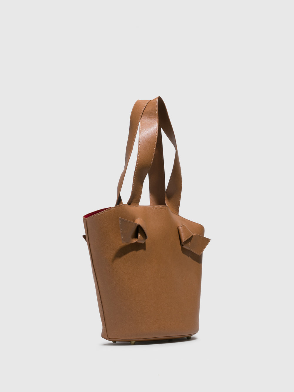 Handbag Bags AMUN701FLY DOYLE BEIGE/RED