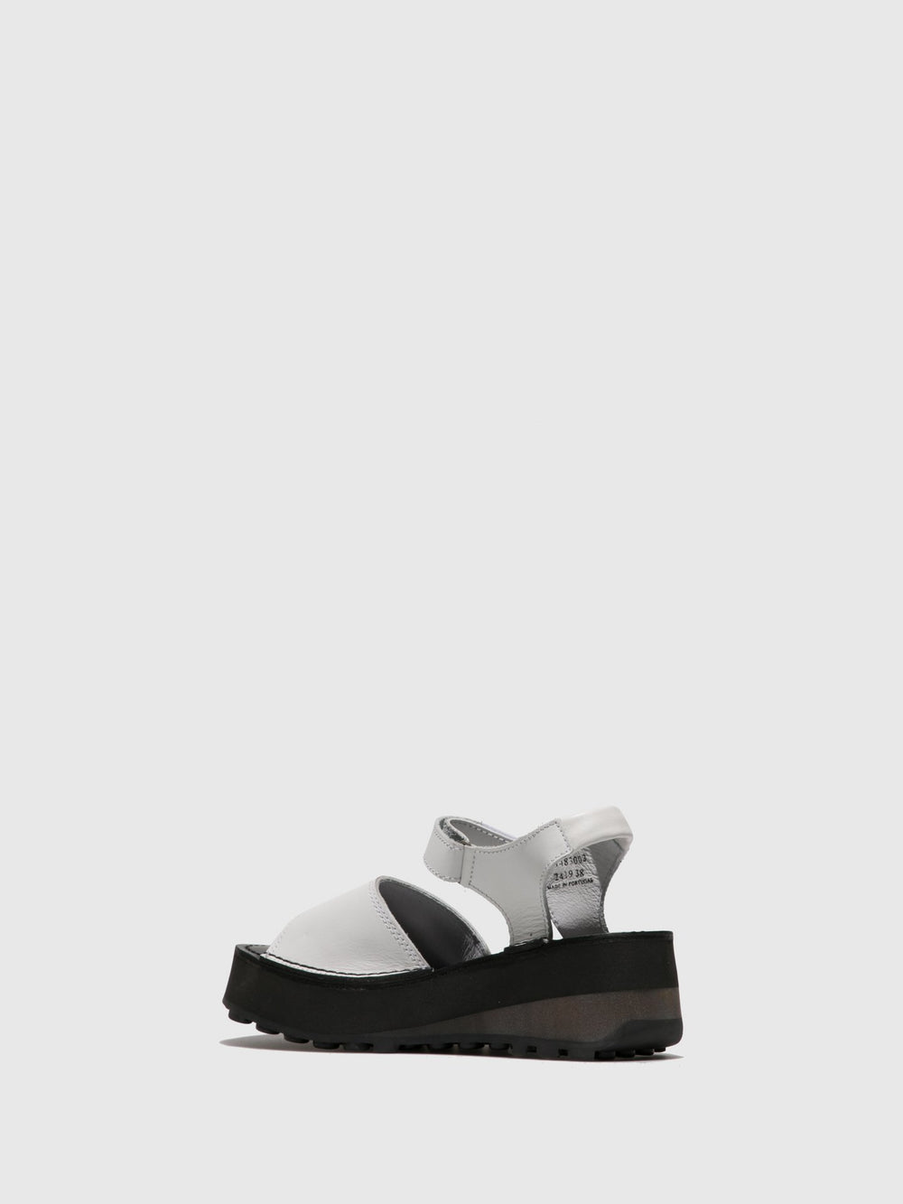Velcro Sandals HOST483FLY OFFWHITE/BLACK