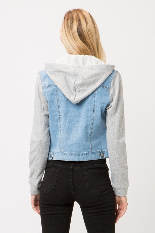 Yes, Please Denim Jacket