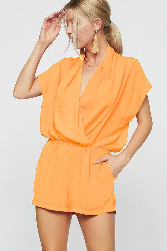 It's A Wrap Romper