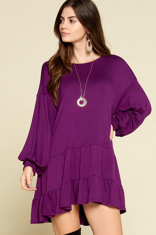"""Fall""-ing In Love Dress"
