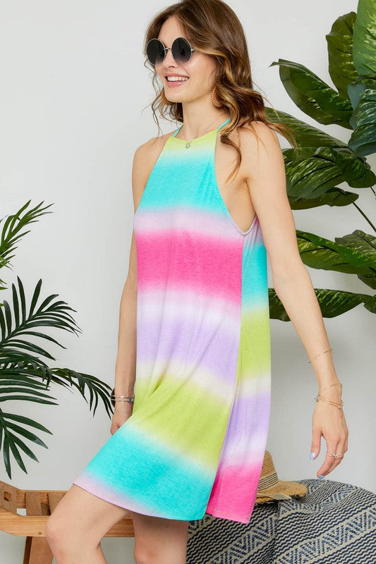 Obsessed With Ombre Dress