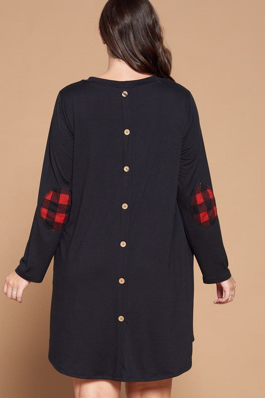 Cute As Pie Tunic Dress