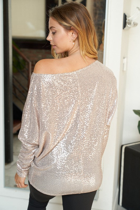 Sparkle the Night Away Top