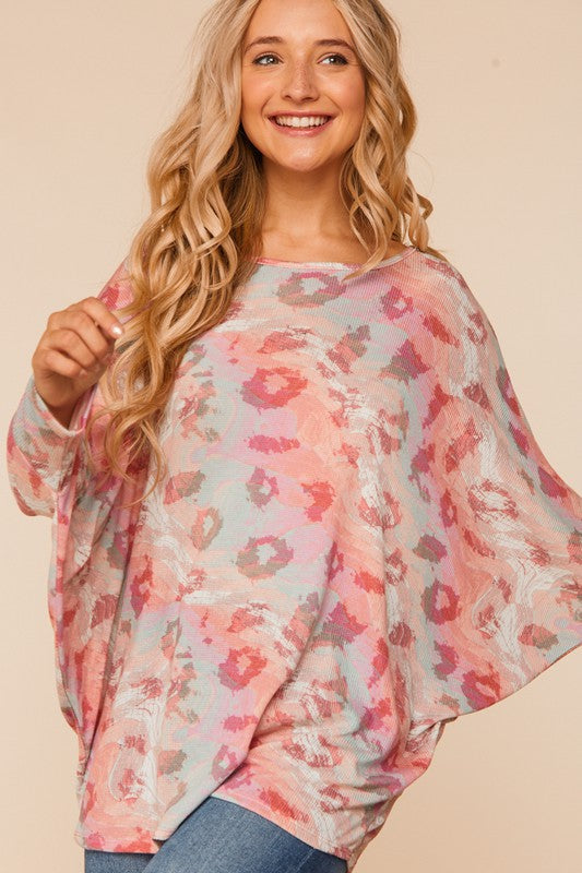 Wild About Spring Top