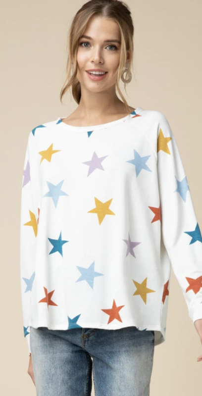Star Light, Star Bright Top