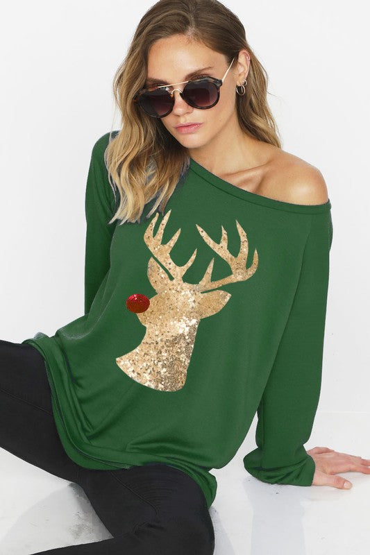 Regal Rudolph Top