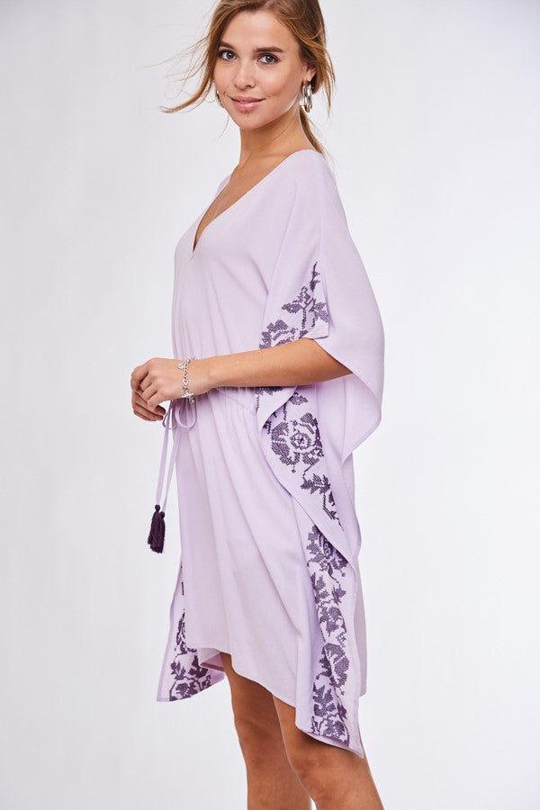 Fashionista Cover Up Kimono Dress