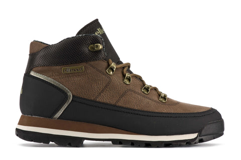 Bota ellesse para trekking brown/black