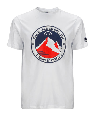 Camiseta ellesse Ampezzo Optic White