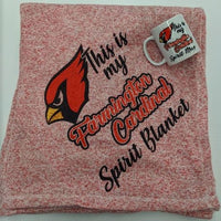 Farmington Blanket & Mug Combo