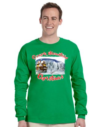 OZARK CHRISTMAS SHIRT