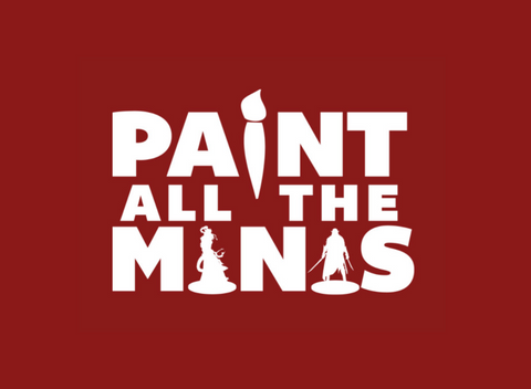 paint all the minis