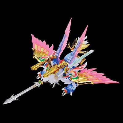 BB Warrior LEGENDBB Gundam Base Limited General Asuka Tori Clear Color [END OF JUNE 2021]