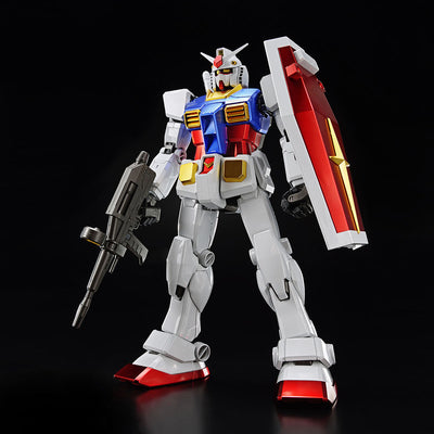 GUNDAM BASE LIMITED  PG 1/60 RX-78-2 GUNDAM TITANIUM FINISH [End of SEPTEMBER 2020]